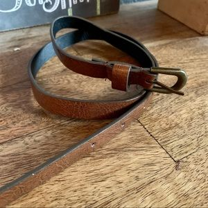 FOREVER 21 Brown Belt